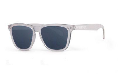 Mariener Melange Clear|Dark Silver Sunglasses