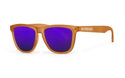 Mariener Melange Frozen Orange|Indigo Sunglasses