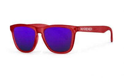 Mariener Melange Frozen Red|Indigo
