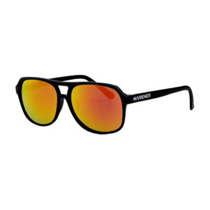 Mariener Motion Black|Orange Lava