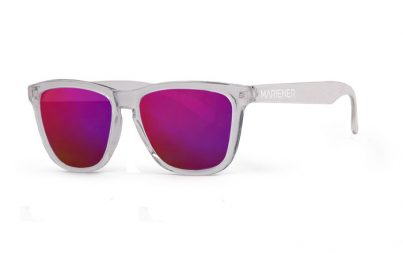Mariener Melange Clear|Purple Lava Sunglasses