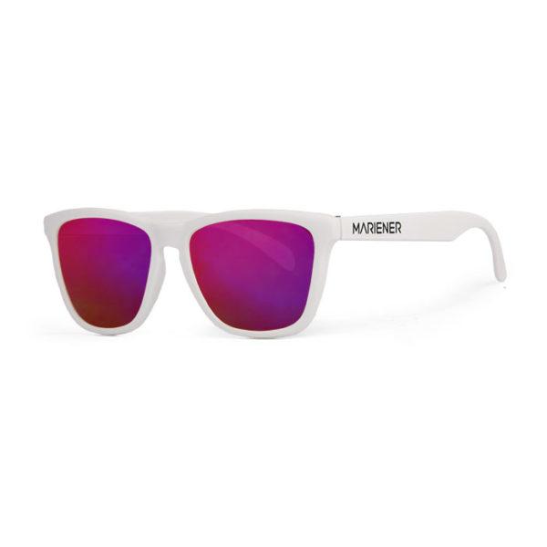 Mariener Melange White|Purple Lava Sunglasses