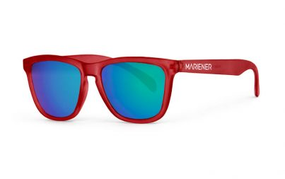 Mariener Melange Frozen Red|Ocean Sunglasses