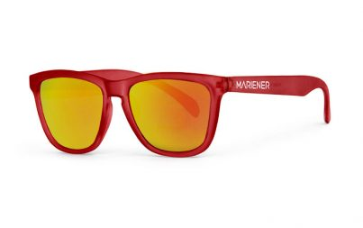 Mariener Melange Frozen Red|Orange Lava Sunglasses