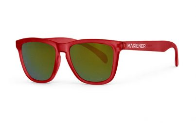 Mariener Melange Frozen Red|Jungle Sunglasses