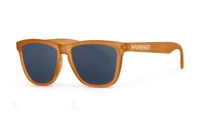 Mariener Melange Frozen Orange|Dark Silver