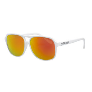 Mariener Motion White|Orange Lava
