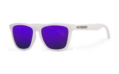 Mariener Melange White|Indigo Sunglasses