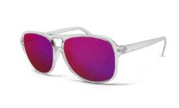 Mariener Motion Clear|Purple Lava Sunglasses