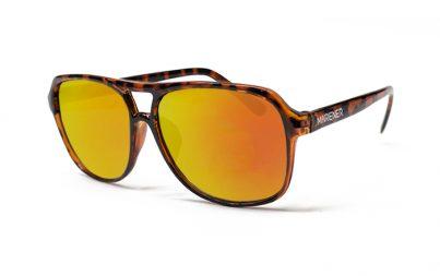 Mariener Motion Tortoise|Orange Lava Sunglasses