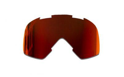 Mariener Moto Spiegellens met Red Lava kleurstelling categorie 3