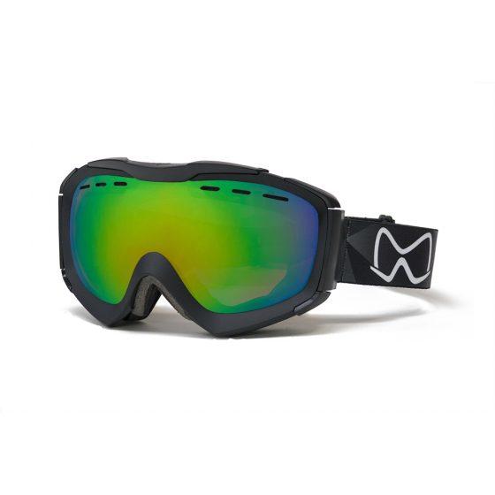 Mariener Mountain Black|Ocean Snow Goggle