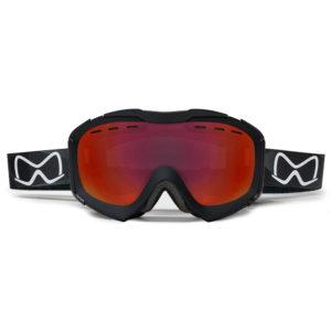 Mariener Mountain Black|Red Lava Snow Goggle