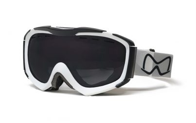 Mariener Mountain White|Dark Smoke Snow Goggle