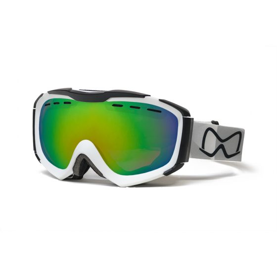 Mariener Mountain White|Ocean Snow Goggle