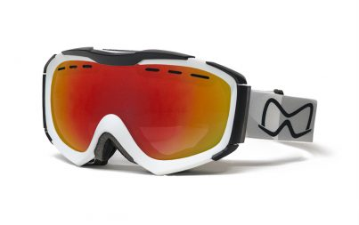 Mariener Mountain White|Rainbow Snow Goggle