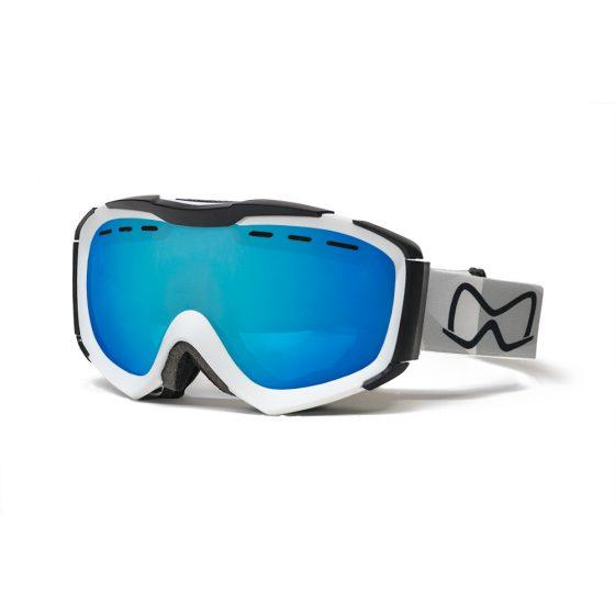 Mariener Mountain White Sky Snow Goggle