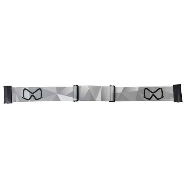 Mariener Mountain Snow Goggle White Strap Design