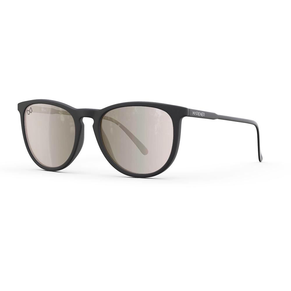 Mariener-Maki-Round-Rubber-Matte-Black-Amber-Silver-Sunglasses-Zwarte-Zonnebril-Angle