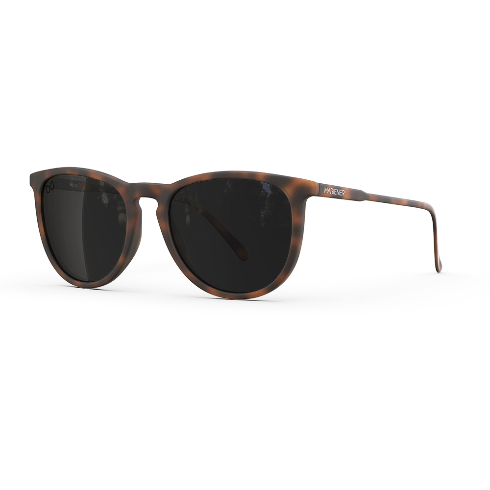 Mariener-Maki-Round-Rubber-Tortoise-Dark-Smoke-Polarized-Sunglasses-Gepolariseerde-Bruine-Zonnebril-Angle