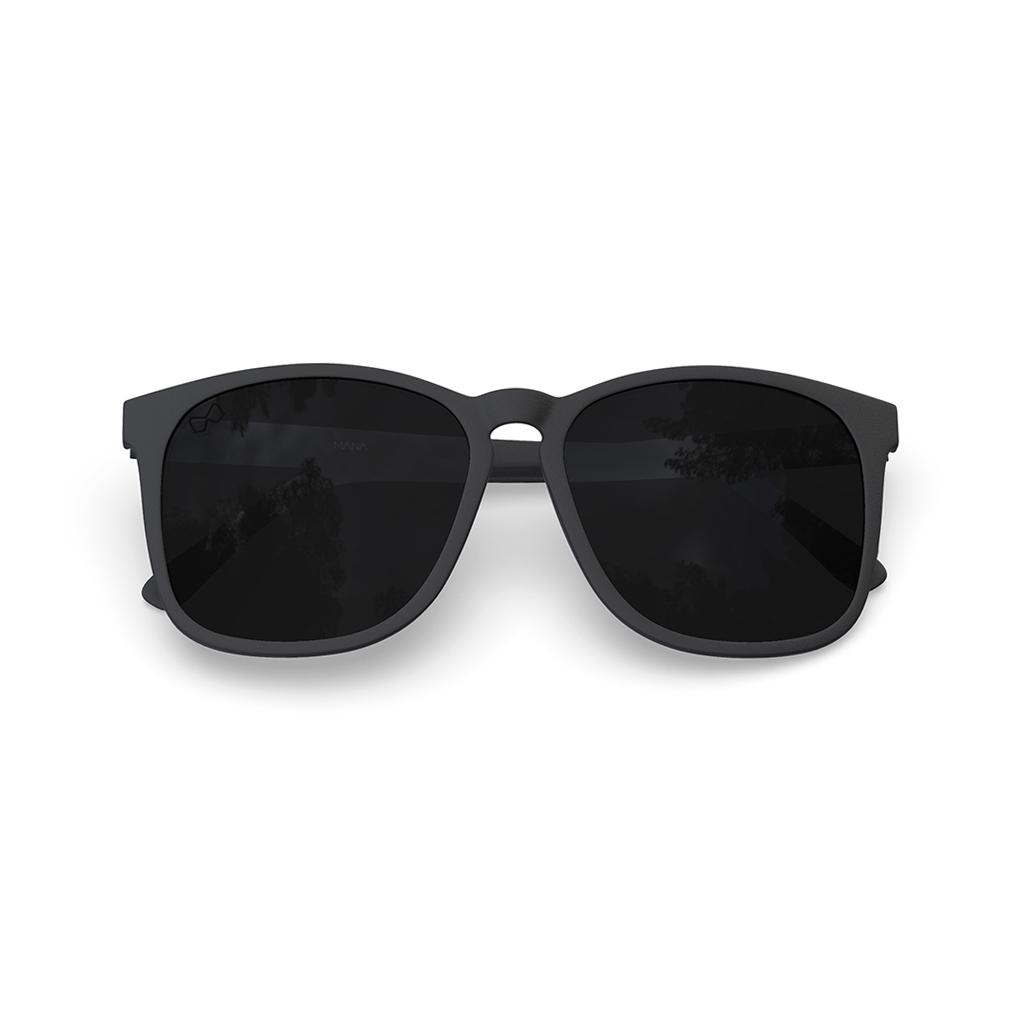 Mariener-Mana-Rubber-Matte-Black-Zwart-Dark-Smoke-Polarized-Oversized-Round-Sunglasses-Gepolarizeerde-Zonnebril-Overview