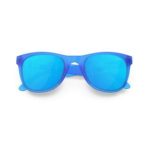 Melange Jr – Frozen Blue | Sky Wayfarer Kids Sunglasses