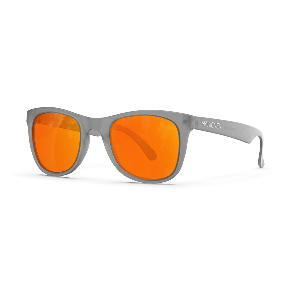 Mariener-Melange-Jr-Frozen-Grey-Orange-Lava-Kids-Sunglasses-Grijze-Kinderzonnebril-Angle