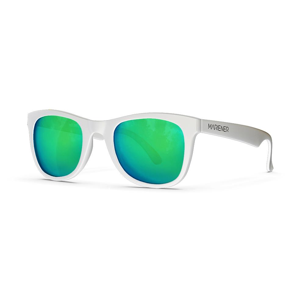 Mariener-Melange-Jr-Matte-White-Ocean-Kids-Sunglasses-Wit-Kinderzonnebril-Angle
