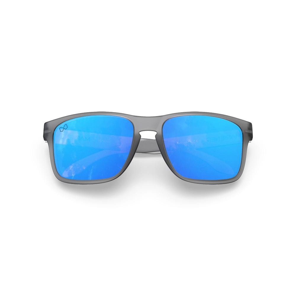 Mariener-Melange-Makan-Frozen-Grey-Sky-Adult-Sunglasses-Zonnebril-Volwassenen-Folded