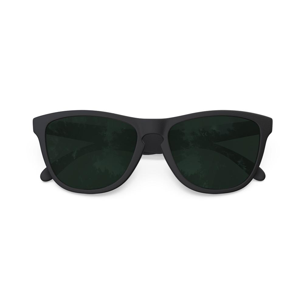 Mariener-Melange-Wayfarer-Rubber-Matte-Black-Dark-Green-Polarized-Wayfarer-Sunglasses-Gepolariseerde-Zwarte-Zonnebril-Overview