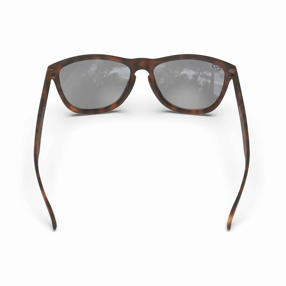 Mariener-Melange-Wayfarer-Rubber-Tortoise-Amber-Gradient-Wayfarer-Sunglasses-Bruine-Zonnebril-Backside