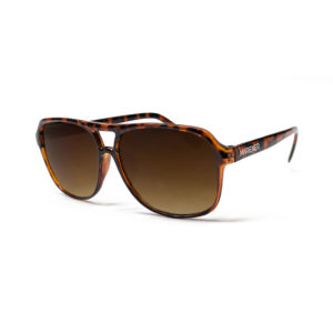 Motion – Tortoise | Amber Gradient Aviator Sunglasses