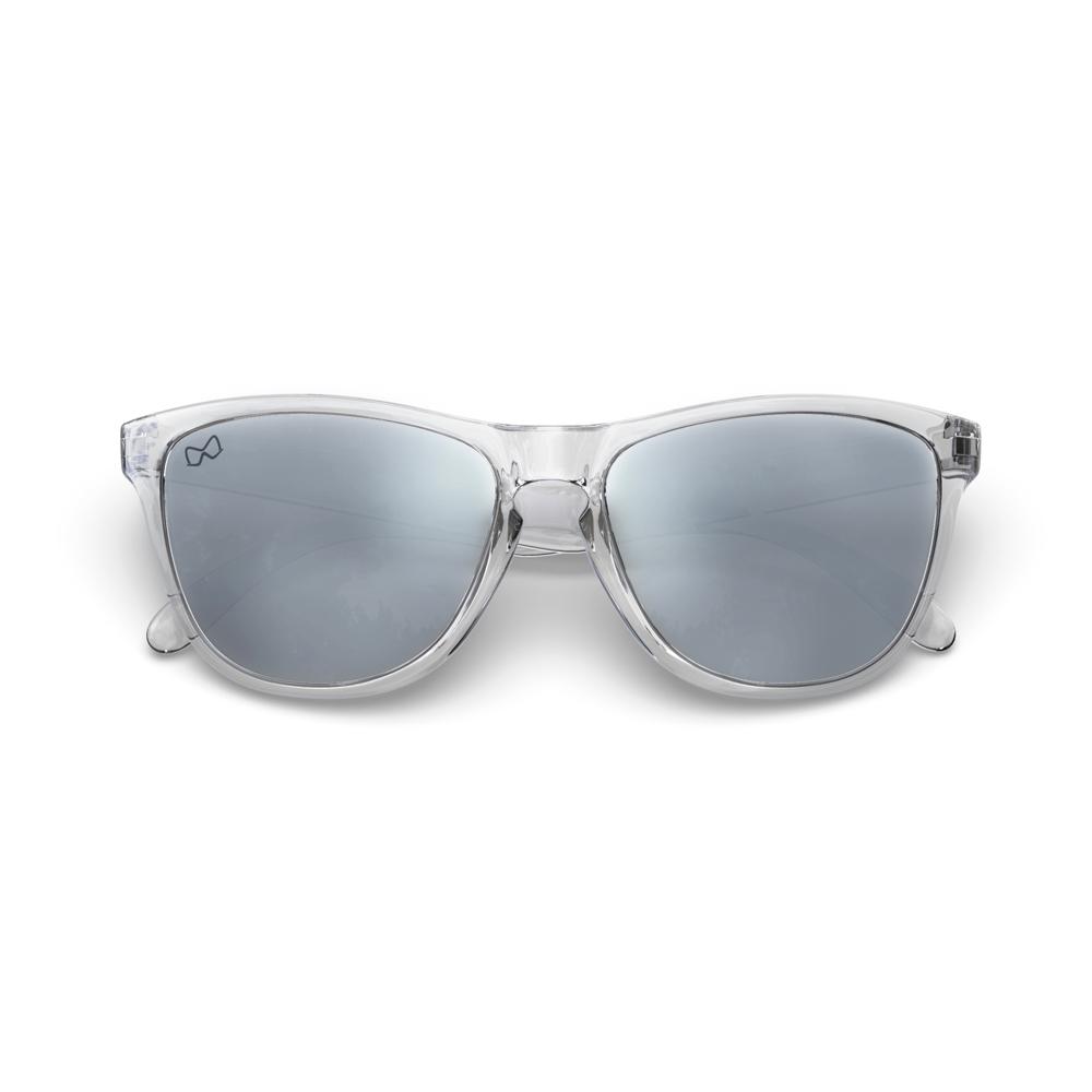 Mariener-Melange-Wayfarer-Clear-Matte-Reflective-Dark-Silver-Wayfarer-Sunglasses-Doorzichtig-Matte-Lens-Zonnebril-Overview