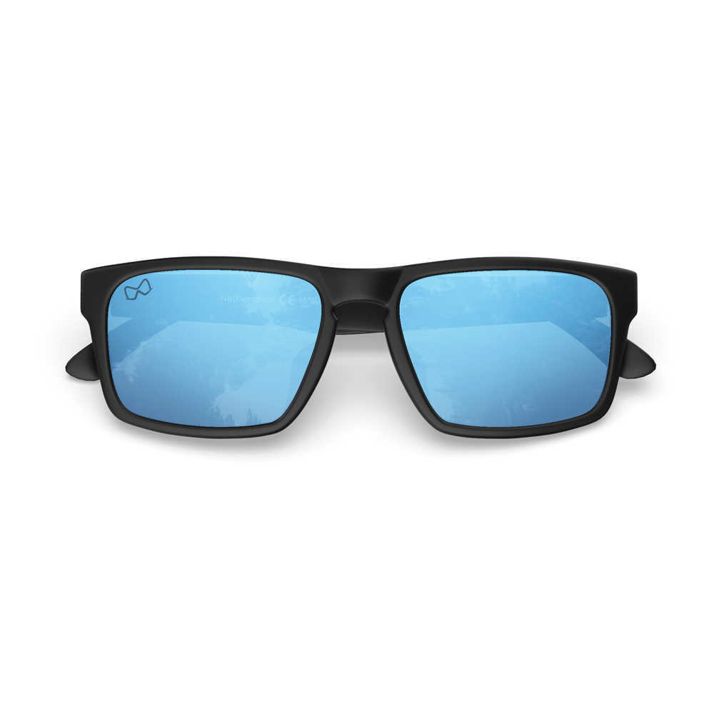 Mariener-Makan-Jr-Matte-Black-Bright-Sky-Kids-Sunglasses-Zwart-Kinderzonnebril-Overview