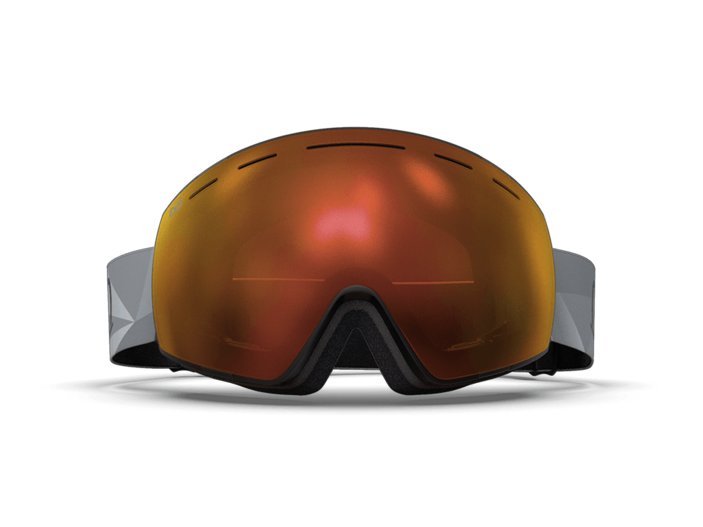 Mariener-Mountain-White-Matte-Reflective-Orange-Lava-Spherical-Snow-Goggle-Matte-Lens-Ski-Snowboard-Bril-White-BG-Front