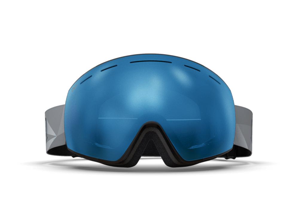 Mariener-Mountain-White-Matte-Reflective-Sky-Spherical-Snow-Goggle-Matte-Lens-Ski-Snowboard-Bril-White-BG-Front