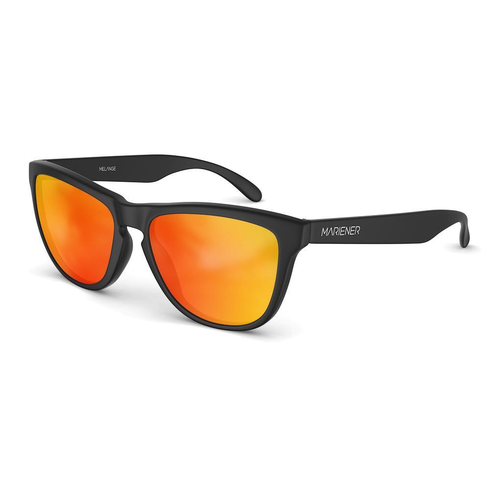 Mariener-Melange-Classic-Wayfarer-Matte-Black-Orange-Lava-Sunglasses-Zonnebril-Angle