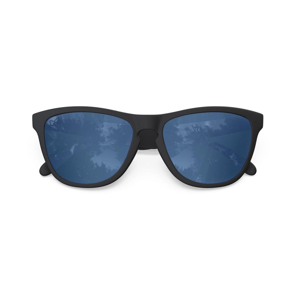 Mariener-Melange-Wayfarer-Matte-Black-Rubber-Azure-Wayfarer-Sunglasses-Zonnebril-Folded-1