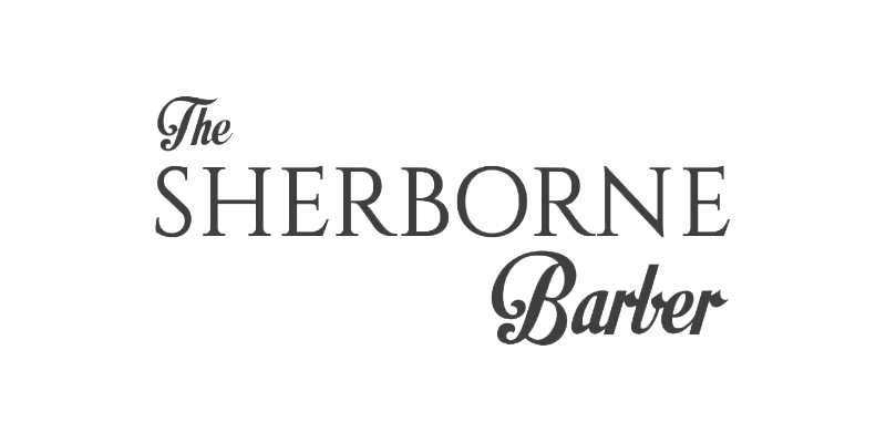 Sherborne-Barber-England-UK-Mariener-Eyewear-Reseller-Store-Winkel-Logo-V2